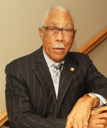 Henry Baptiste - Board of Commissioners